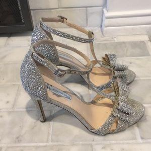 bdbdaed49ee INC International Concepts Shoes - INC Women s Reesie Rhinestone Bow Evening  heels